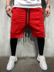 PANTALONI FITNESS RED COD : PSAS25