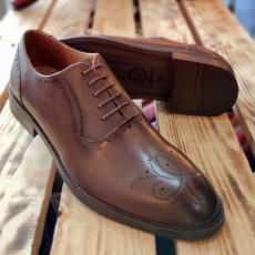 Pantofi Barbati din PIELE Naturala 100% cod: NVM37