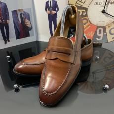 Pantofi Barbati din PIELE Naturala 100% cod: NVM25