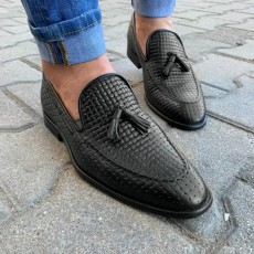Pantofi Barbati din PIELE Naturala 100% cod: NVM31