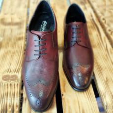 Pantofi Barbati din PIELE Naturala 100% cod: NVM32