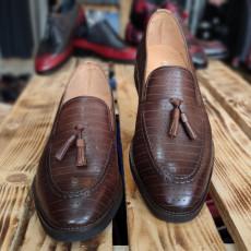 Pantofi Barbati din PIELE Naturala 100% cod: NVM44