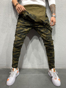 SALOPETA BLUGI FASHION ARMY COD : SLAS12