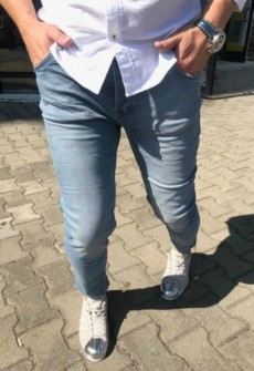 Blugi Barbati MODEL Slim COD: BG441