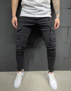 Blugi Barbati Slim-Fit MODEL 2021 COD: BG739