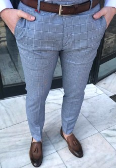 Pantaloni Barbati Casual Model 2019 COD: PB228