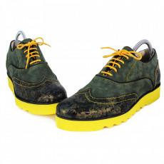Pantofi Barbati din PIELE Naturala 100% cod: MF08