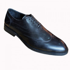 Pantofi Barbati din PIELE Naturala 100% cod: NVM42