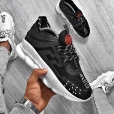 Adidasi Barbati model high top sneakers 2020 COD: VSB04