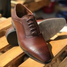 Pantofi Barbati din PIELE Naturala 100% cod: nvm14