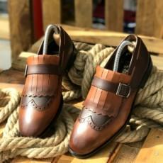 Pantofi Barbati din PIELE Naturala 100% cod: TK04