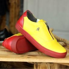 Pantofi Sport din PIELE Naturala 100% cod: 244G