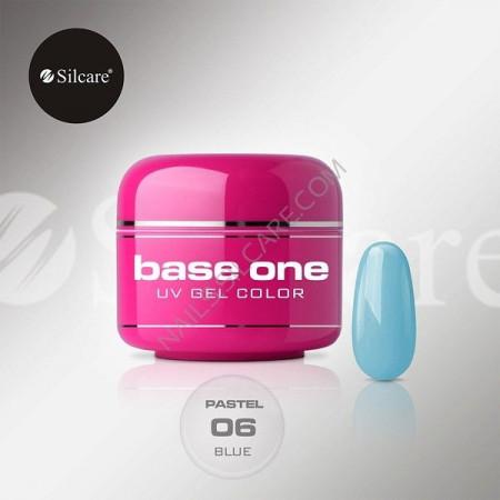 Gel UV Color Base One 5g Pastel 06 Blue