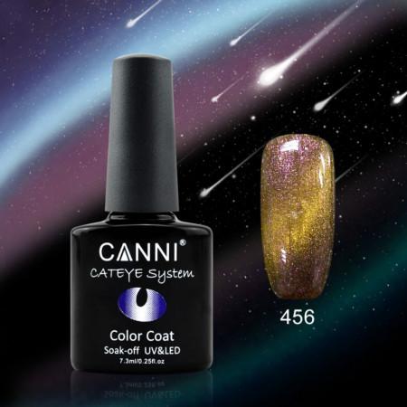 Oja Semipermanenta CANNI CAMELEON-CAT EYES 7,3ml-456
