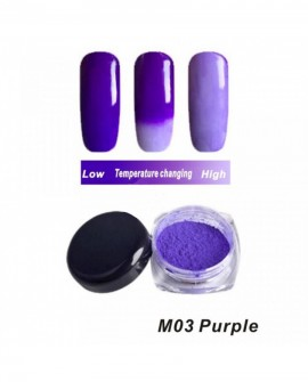 Pudra Cameleon-Termo G513-M03 Puple