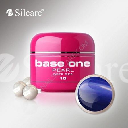 Gel UV Color Base One 5g Pearl 10 Deep Sea