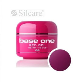 Gel UV Color Base One 5g Red Berry Kisses 03