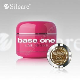 Gel uv Color Base One Silcare Las Vegas Ceasar's Palace 20