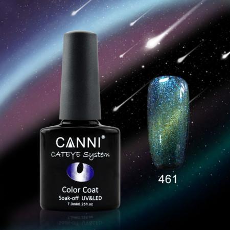 Oja Semipermanenta CANNI CAMELEON-CAT EYES 7,3ml-461
