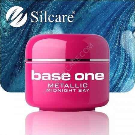 Gel UV Color Base One 5g Metalic Midnight Sky 22