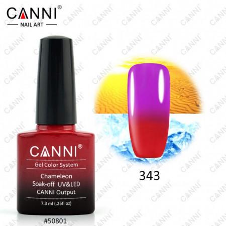 Oja Semipermanenta Cameleon CANNI 7.3ml-343