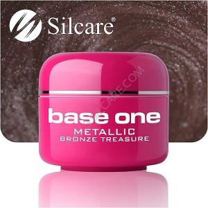 Gel UV Color Base One 5g Metalic Bronze Treasure 48