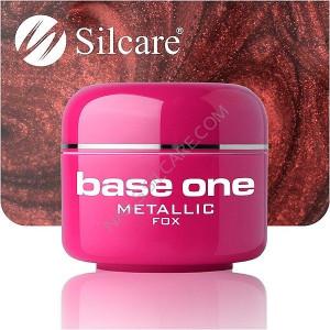 Gel UV Color Base One 5g Metalic Fox 03