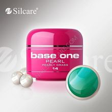 Gel UV Color Base One 5g Pearl 14 Pearly Grass