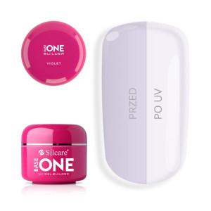 Gel UV Base One Violet 50ml