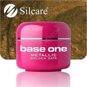 Gel UV Color Base One 5g Metalic Golden Gate 40