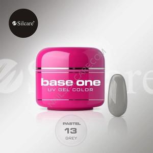 Gel UV Color Base One 5g Pastel 13 Grey