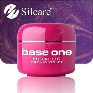 Gel UV Color Base One 5g Metalic Orchid Violet 43