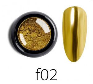 Pigment oglinda metalic F02