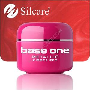 Gel UV Color Base One 5g Metalic Kisses Red 31