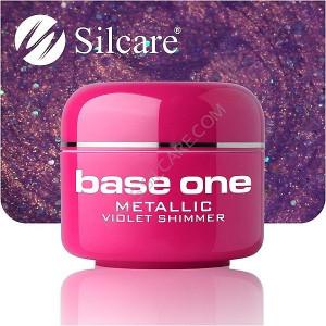 Gel UV Color Base One 5g Metalic Violet Shimmer 44