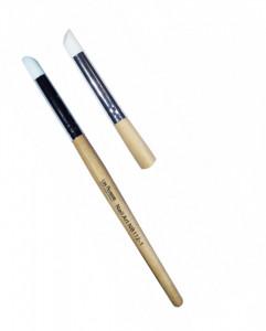 Pensula Nail Art cu Varf de Silicon nr 1