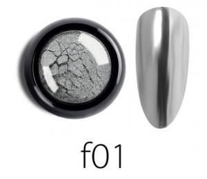 Pigment oglinda metalic F01