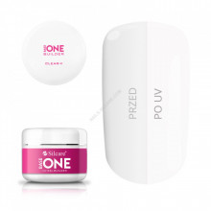 Gel UV Base One Clear-Transparent 100g