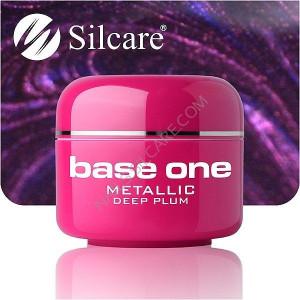 Gel UV Color Base One 5g Metalic Deep Plum 46