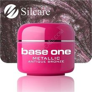 Gel UV Color Base One 5g Metalic Antique Bronze 47