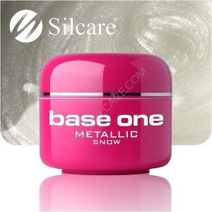 Gel UV Color Base One 5g Metalic Snow 01