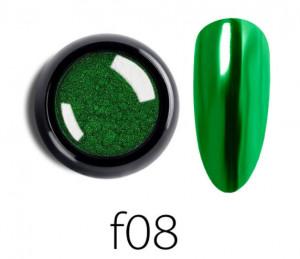 Pigment oglinda metalic F08