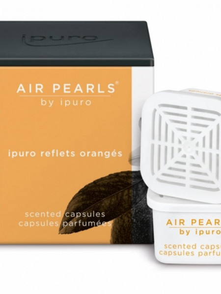 ipuro air pearls reflets orangés
