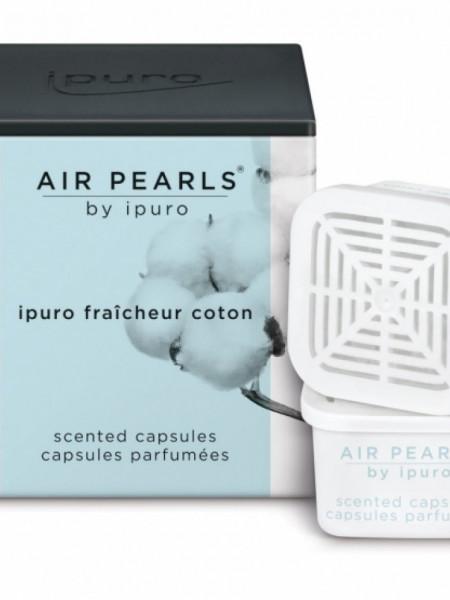 ipuro air pearls fraîcheur coton