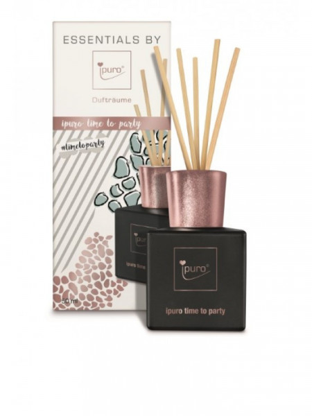 ipuro time to party parfum ambient 50ml
