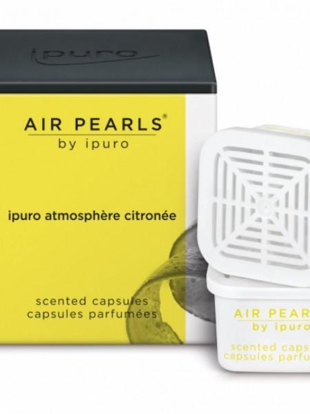 ipuro air pearls atmosphère citronée