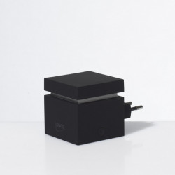ipuro air pearls electric plug-in cube black