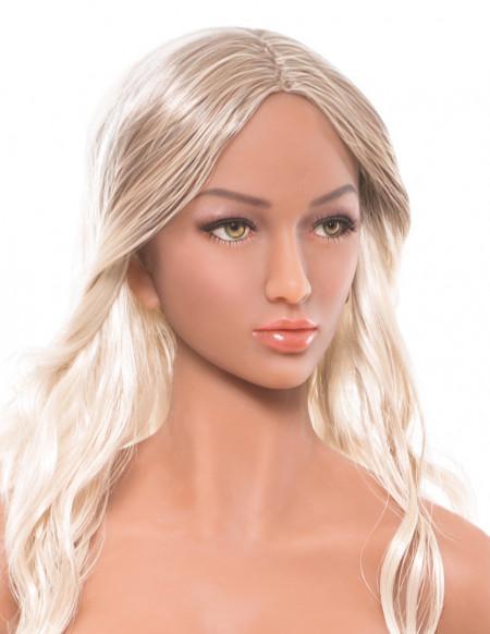 Papusa Sexuala Realista din Silicon Kitty 165 cm PipeDream Ultimate Fantasy Dolls