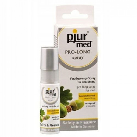 Spary Intarziere Ejaculare Pjur med PRO-LONG Spary 20 ml