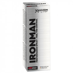 Spray Intarziere Ejaculare JoyDdivision IRONMAN Control Spray 30 ml